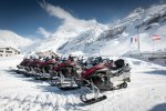 Snowmobile Base Madesimo